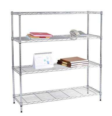 Chrome Wire Shelving Best 3tier Wire Shelving Chrome Heavy