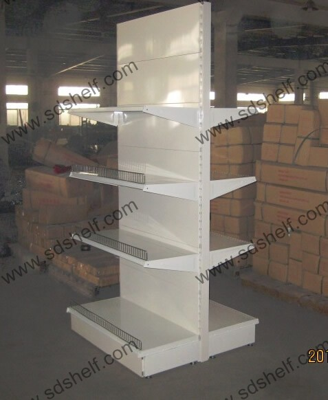 double side shelves