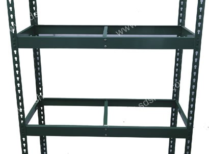 free bolt shelving