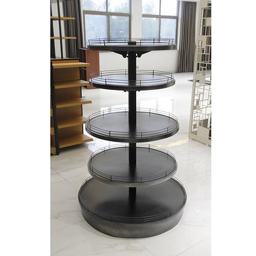 Round Gondola Shelving Circle Shelf For Sale