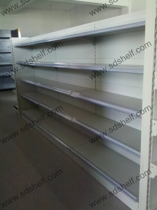 supermarket shelving
