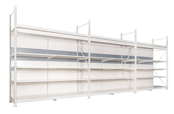 high tego shelving