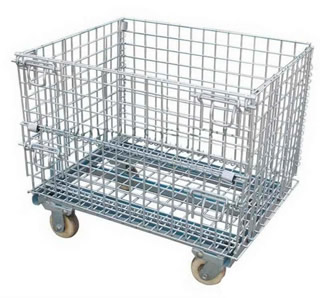 roll warehouse cage