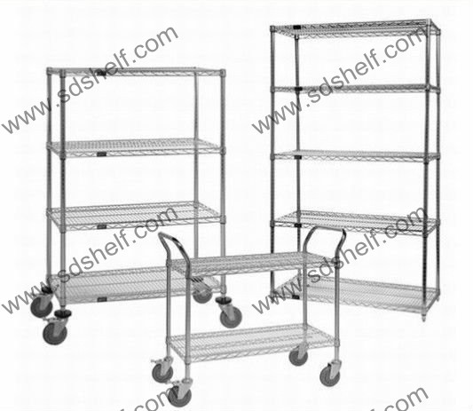 wire shelving manufacturer  supplier from china factory