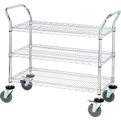 shelving cart