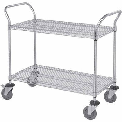 shelving carts